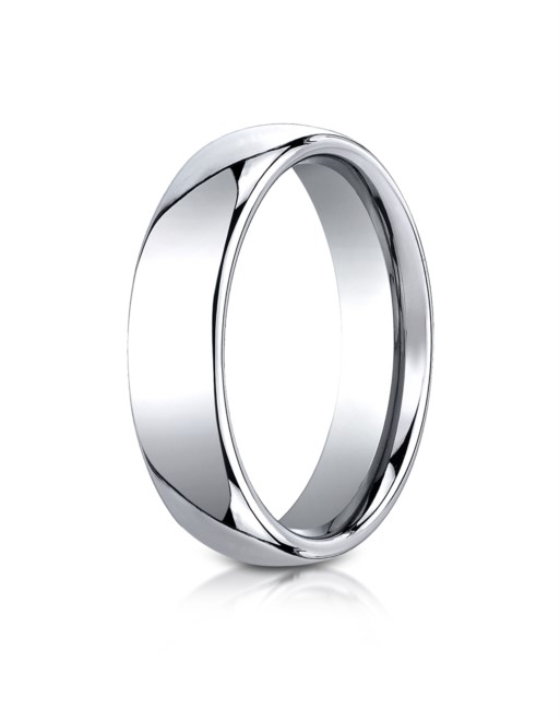 Cobalt Wedding Band by Benchmark