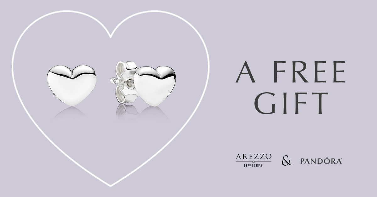 Valentines Day 2019 Free Gift With Purchase Arezzo Jewelers