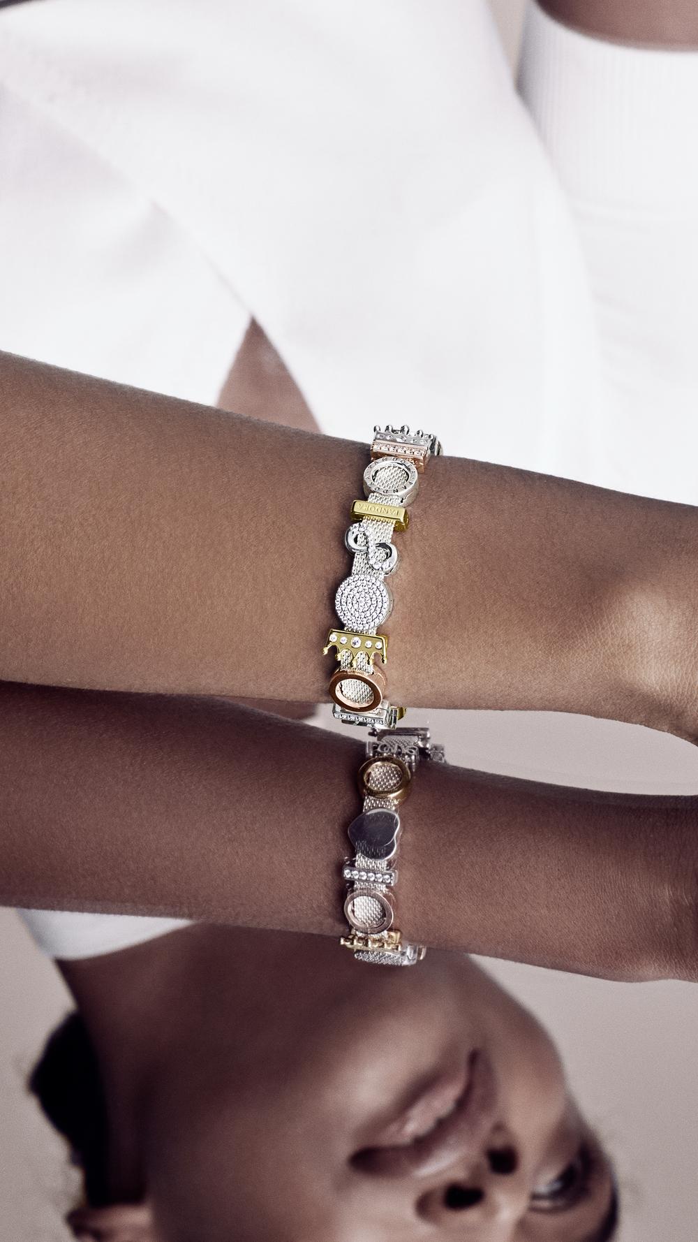 charms bracelet pandora reflexion