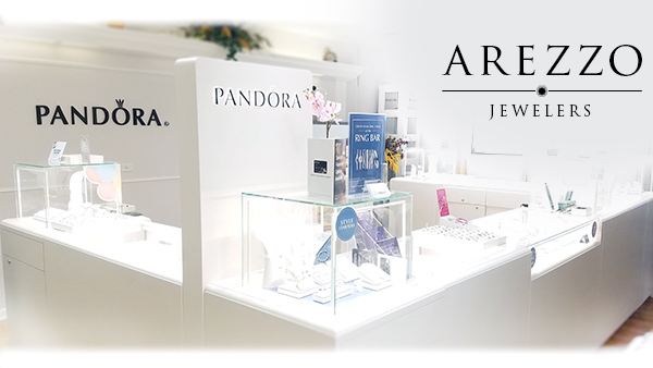 Pandora Jewelry Store at Arezzo Jewelers